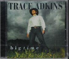 "Trace Adkins ""Big Time""   NEW CD"