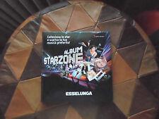 album raccoglitore Album Starzone,esselunga,completo,no panini
