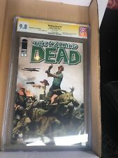 Image Comics The Walking Dead 1 CGC 9.8 Signature Series Wizard World Exclusive