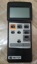 RS  180-7127 Conductivity Meter