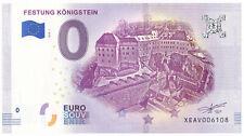 0-€-Schein Festung Königstein 2018