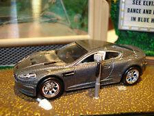 100% HOT WHEELS ASTON MARTIN DBS  SPORTS CAR 1/64 SCALE LIMITED EDITION