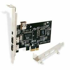 LinksTek PCIE FireWire Card for Windows 98/2000/2003/XP/Vista/7/8/8.1/10/Serv...