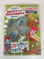 The Best Of Rocky And Bullwinkle Volume 2 New Sealed DVD