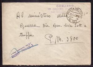GR1740  - POSTA MILITARE N. 127 IN LUOGOTENENZA