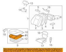 TOYOTA OEM Front Seat Bottom-Foam Cushion Pad Insert Left 7150260090