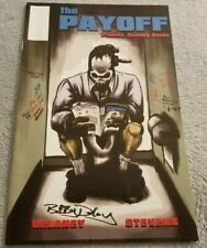 The Payoff - 2014 - Payoff Comics - SIGNED / AUTOGRAPHED - Comic Book- VERY RARE