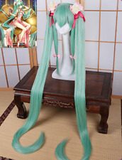 Vocaloid Hatsune Miku 2018 New Cosplay Party Hair Wig