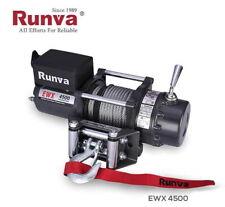 Treuil Electrique Runva 2041 kg 24v
