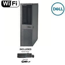 Dell Optiplex 980 Desktop Computer Windows 10 Pro Core i5-650 8 GB RAM Intel New