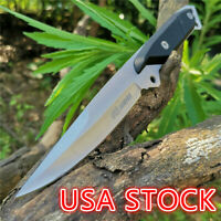 9.5in 5CR15MOV Fixed Blade Knife 4.3in Tanto Blade G10 Handle Tactical Survival