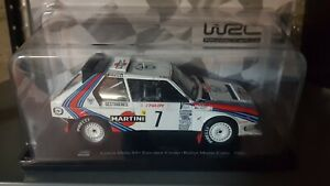 Lancia Delta S4 Toivonen Montecarlo 1/24 Wrc Collection