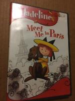 NEW/SEALED CHILDREN'S DVD - MADELINE - MEET ME IN PARIS (2007)