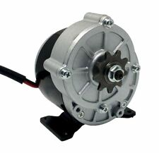 MY1016Z3 Electric Tricycle Brush DC Motor 36V 350W 3200RPM