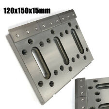 Stainless Steel Fixture Tool Electric Cnc Wire Edm Jig Holder For Clamping New