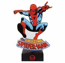 Marvel Comics Spiderman Light Lamp bedside Night Light