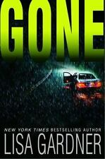 Gone, Lisa Gardner, Good Condition, Book