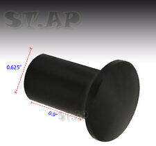 Universal Drift Spin Turn Aluminum E-Brake Handle Brake Lock Button Knob Black