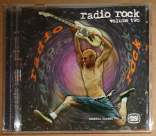 RADIO ROCK 2 - MUSICAL IMAGES Vol. 51 CD -  Image Library IMCD 3051 - New