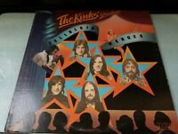 The Kinks – Celluloid Heroes - The Kinks' Greatest LP 1976 RCA Victor 