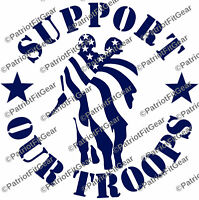 Support our troops,USMC,Navy,Army,USAF,USCG,Military,Stickers,#SOT,Vinyl Decal