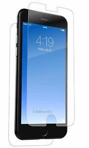 ZAGG FULL-BODY IPHONE SE (2020) 8 7 6S 6 INVISIBLESHIELD HDX SCREEN PROTECTOR