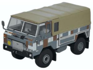 Oxford Diecast 1:76 Army Land Rover FC Berlin Scheme 76LRFCG002