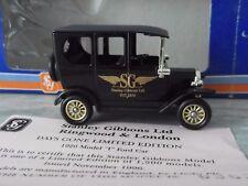 Lledo Promotional LP33013, Model T Ford Car, Stanley Gibbons Ltd - cert 363/1500