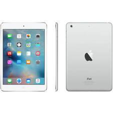 Apple Ipad Mini 2 WiFi+CELLULAR 4G 64GB Silver Aus Seller 6months Warranty