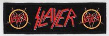 SLAYER SUPERSTRIP PATCH / SPEED-THRASH-BLACK-DEATH METAL
