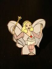 Disney Pin Dsf Pin Traders Delight Sundae Blue Fairy Gwp Le500