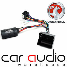 Vauxhall Corsa C 2004 - 2006 ERISIN Car Stereo Steering Wheel Interface Stalk