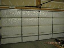 NASA Tech Reflective White Foam Core Garage Door Insulation Kit 10L x 7H