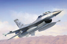 Trumpeter Models 1/144 Lockheed Martin F-16B/D Fighting Falcon Block 15/30