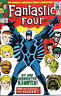 FANTASTIC FOUR #46 deutsch STAN LEE + JACK KIRBY limited GERMAN REPRINT Inhumans