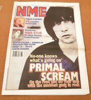 NME Magazine 6 SEPTEMBER 1997 U2 / KYLIE / PRIMAL SCREAM / TRAVIS / STEREOLAB