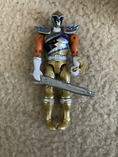 VINTAGE POWER RANGERS DINO SUPER CHARGE GOLD RANGER