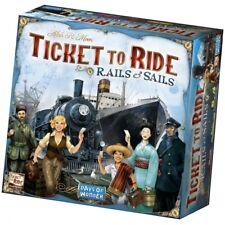 Ticket para Montar Rieles Y Velas-estrategia de expansión de juego de mesa