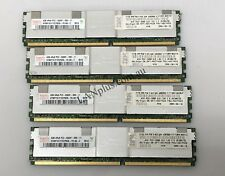 Dell 16GB (4X 4GB) PC2-5300F DDR2 RAM for PowerEdge 1950 2950 R900