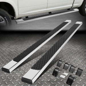 """FOR 09-20 RAM TRUCK 1500 2500 EXTENDED CAB 5""""SIDE STEP NERF BAR RUNNING BOARDS"""