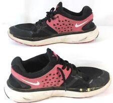 Nike Lunarswift 3 Pink & Black Running Cross Fit Shoes Size 8.5 8 1/2 Women's