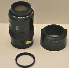 Minolta Maxxum AF Zoom 100-200mm f4.5 Sony Alfa Mount Lens