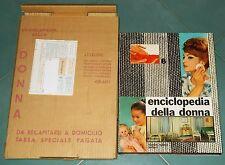 Enciclopedia della Donna volume n.8 prima ediz. Fratelli Fabbri 1963 imballato!