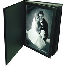 """New 14x10"""" Digital Slip In (mats attached) to hold 20 images"""