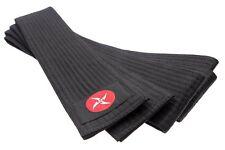 IAIDO KENDO Obi-Belt - BLACK 100% Soft Cotton 320cm X 8cm Wide