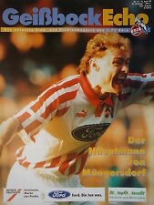 Programm 1994/95 1. FC Köln - Werder Bremen