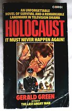 GERALD GREEN. HOLOCAUST. 1978 1st RE-ISSUE CORGI.  P/B
