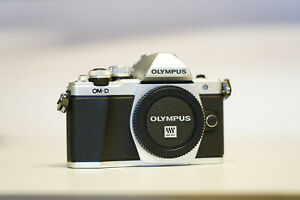 Olympus OM-D E-M10 Mark II Gehäuse