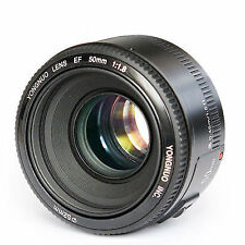 Canon EOS Fixed/Prime 50mm Camera Lenses