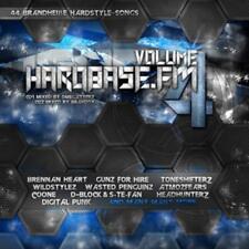 CD HardBase.FM Volume Four by Various Artists 2CDs
